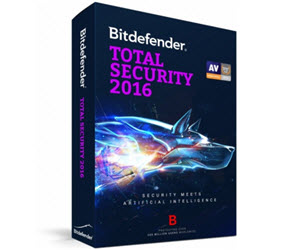 Bitdefender Total Security 2016 - ochrona totalna