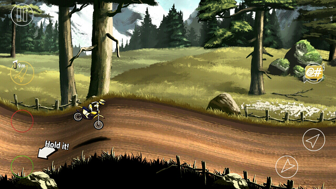Android Top 10 - Mad Skills Motocross 2