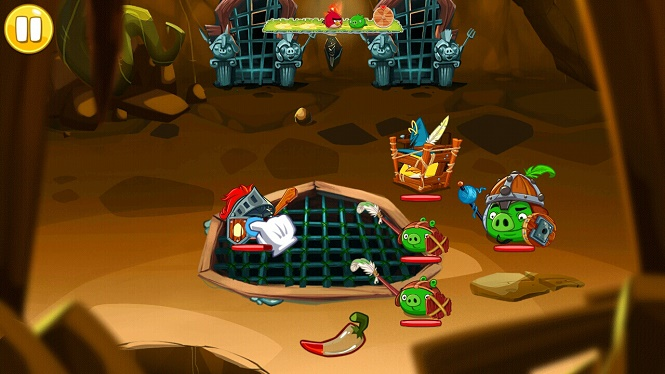 Android Top 10 - Angry Birds Epic