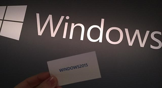 Windows 2015