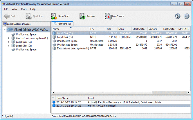 active partition recovery 14 download