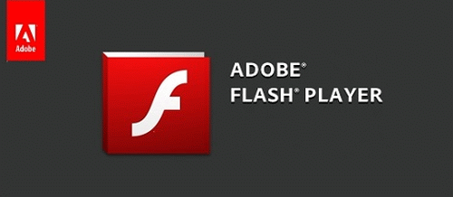 Adobe Flash Player - screen