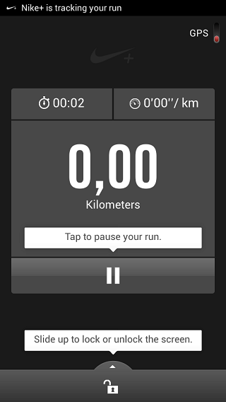 Nike + Running - Android
