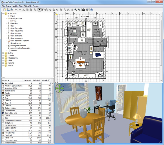 Free Software For You Free Download Sweet Home 3d: Pobierz Za Darmo / Free Download